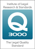 Maguire Brennan Solicitors Q3000 legal quality standard